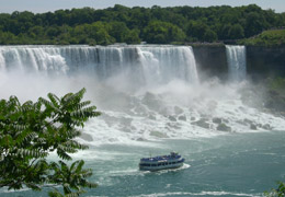 Picture of the Niagara Falls - Book your day tour online now